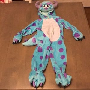 Disney Sulley Monster Inc. Costume 12-18 Months